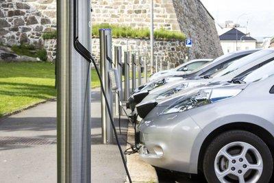 Xe ô tô tự lái chạy điện có những lợi ích gì? 1.