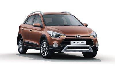 Hyundai i20 cũng là một sự lựa chọn của Hyundai Leonis z