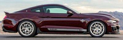 """""""Quái thú"""" Ford Shelby Mustang Super Snake 2018 800 mã lực chính thức trình làng a2"""