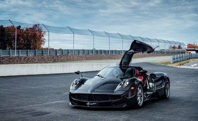 Chi phí thuê siêu xe Pagani trong 5 năm tốn hơn mua ô tô mới a2