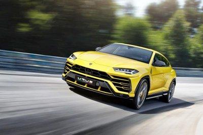 Lamborghini Urus Plug-in Hybrid sẽ ra mắt trong 18 tháng tới 3
