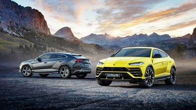 Lamborghini Urus Plug-in Hybrid sẽ ra mắt trong 18 tháng tới.