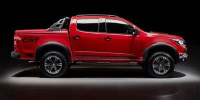 Chevrolet Colorado có thêm biến thể Sport Cat mới 5