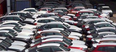 Doanh số xe hơi ASEAN nửa đầu năm 2018.