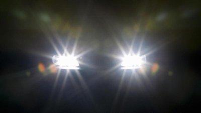 Đèn pha xin nhường đường