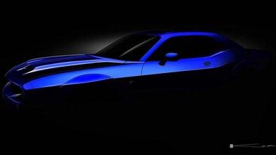 Một vài cập nhật mới của Dodge Charger Scat Pack bị phát hiện