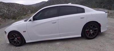 Một vài cập nhật mới của Dodge Charger Scat Pack bị phát hiện2