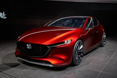 Mazda 3 2019 sắp ra mắt vào tháng 11/2018 3