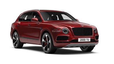 Bentley Bentayga V8 ra mắt thị trường Ấn Độ, giá từ 12,8 tỉ đồng z