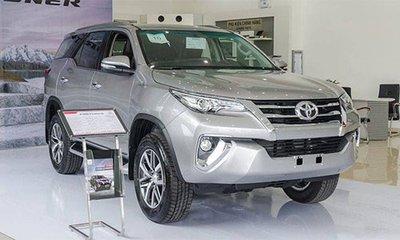 Toyota Fortuner từ ASEAN chuẩn bị mở bán sau thời gian dài khan hàng 1