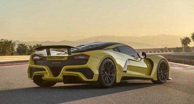 Michelin chuẩn bị cho ra đời loại lốp chịu được vận tốc hơn 480 km/h a6