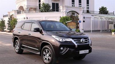 Toyota có mặt tại Việt Nam vào tháng 92