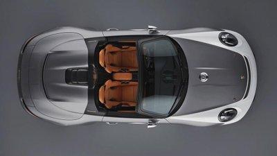 Porsche tung siêu phẩm 911 Speedster kỷ niệm 70 năm thành lập2