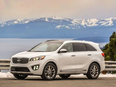 10 mẫu xe gia đình rộng rãi nhất hiện nay: Có Hyundai Santa Fe và Kia Sorento 4.
