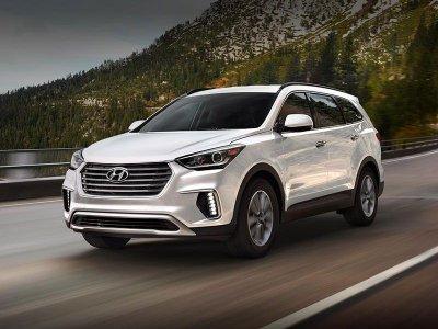 10 mẫu xe gia đình rộng rãi nhất hiện nay: Có Hyundai Santa Fe và Kia Sorento 1.