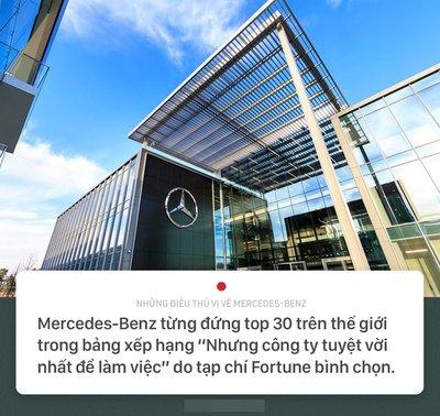 Khám phá 10 điều thú vị về thương hiệu Mercedes-Benz 10.