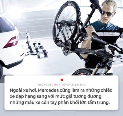 Khám phá 10 điều thú vị về thương hiệu Mercedes-Benz 7.