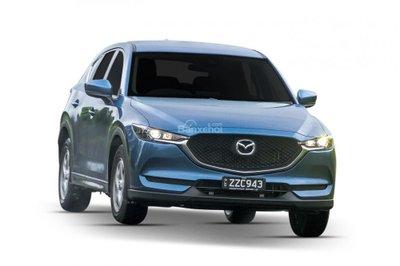 Điểm qua các biến thể Mazda CX-5 2018 và đặc trưng của chúng - 2