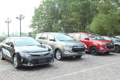 Tháng 5/2018: Thị trường ô tô Việt tiếp tục tăng trưởng 9% nhờ xe lắp ráp.