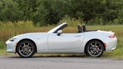 Mazda MX-5 Miata cập nhật mới, công suất tăng lên 182 mã lực 2a