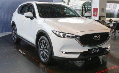Phân khúc crossover tháng 5/2018: Mazda CX-5 bán chạy nhất...