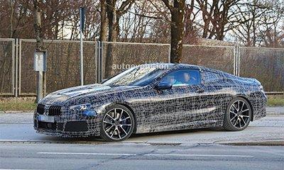 BMW 8-Series 2019 sắp ra mắt gây tại nạn chết người ngay trên đường thử 1