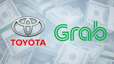 Toyota được lợi gì khi đầu tư 1 tỷ USD vào ứng dụng gọi xe Grab? 1.