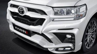 KHANN giới thiệu bộ bodykit cho Toyota Land Cruiser 2