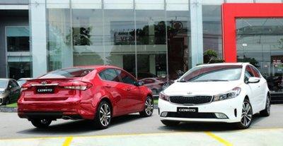 Phân khúc sedan hạng C: Mazda 3 tiếp tục giữ vững phong độ với vị trí số 1 - Ảnh 2.