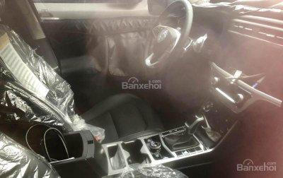 SUV SsangYong Korando chạy thử lộ ảnh nội thất - 2