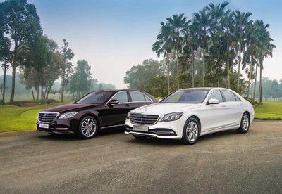 Mercedes-Benz hiện đang dẫn đầu thị trường xe sang Việt Nam đầu năm 2018..