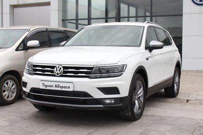 Volkswagen Tiguan Allspace 2018 giá 1,7 tỷ đồng đã xuất hiện tại các đại lý Việt Nam 1
