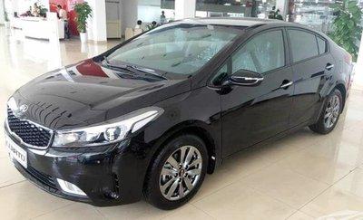 Vắng bóng dòng xe Mini, KIA Cerato thêm phiên bản dưới 500 triệu1