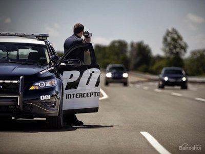 Chiêm ngưỡng Interceptor Utility - Siêu SUV truy đuổi tội phạm của Ford 3a
