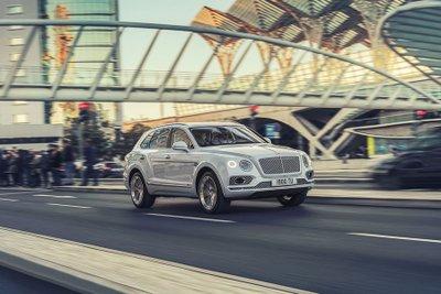 Bentley Bentayga Speed đã sẵn sàng ra mắt trong năm sau 5