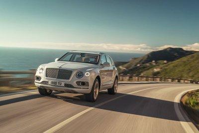 Bentley Bentayga Speed đã sẵn sàng ra mắt trong năm sau 3