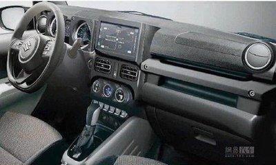SUV Suzuki Jimny hiện nguyên hình qua loạt ảnh chụp trộm tại nhà máy a7