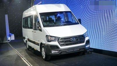 Hyundai Solati chính thức ra mắt, chốt giá 1,08 tỷ đồng 1.