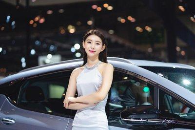 Ngắm dàn người mẫu xinh như hotgirl tại triển lãm Busan 2018 16.