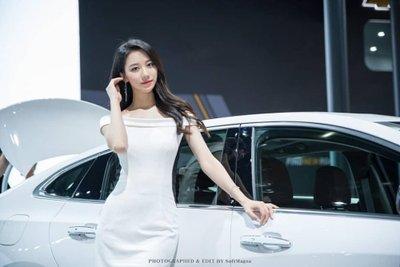 Ngắm dàn người mẫu xinh như hotgirl tại triển lãm Busan 2018 5.