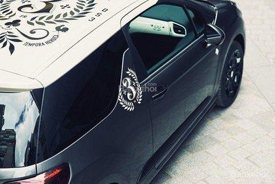 Chiêm ngưỡng xe sang DS3 phong cách Café Racer độc đáo 2a