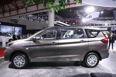 Đánh giá xe Suzuki Ertiga 2018: Thân xe