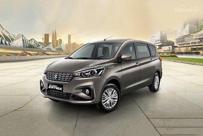 Suzuki Ertiga 2018 bắt đầu được xuất khẩu từ tháng 9/2018, sắp về Việt Nam? z