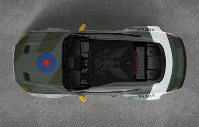 Ford Eagle Squadron Mustang GT 700 mã lực không sản xuất quá 2 chiếc 1