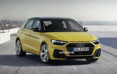 Audi A1 2019 lộ diện, sẵn sàng đấu với Mercedes-Benz A-Class 1.