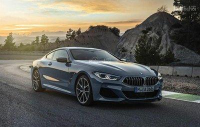 BMW 8-Series Coupe 2019 trang bị tính năng cập nhật trực tuyến - 2