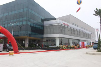 Honda Việt Nam mở rộng mạng lưới đại lý đạt tiêu chuẩn 5S tại Ninh Bình a2