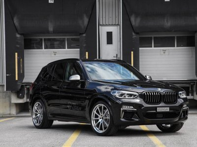 BMW X3 mạnh mẽ với công suất 414 mã lực khi qua tay hãng độ Dahler a2