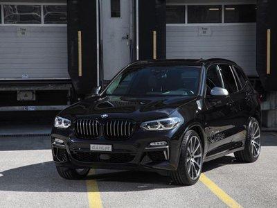 BMW X3 mạnh mẽ với công suất 414 mã lực khi qua tay hãng độ Dahler 1