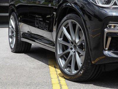 BMW X3 mạnh mẽ với công suất 414 mã lực khi qua tay hãng độ Dahler a8
